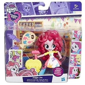 Hasbro Figurine Set My Little Pony - Pinkie Pie si Setul de Pictura