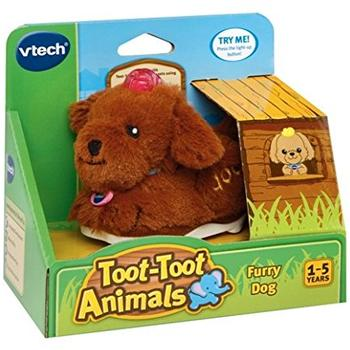 VTech Baby Toot Toot  - Caine maro