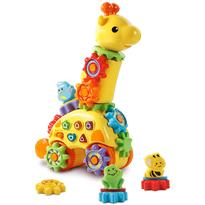 "VTech Girafa cu rotite - ""Gear Up and Go"" Giraffe"