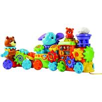 "VTech Trenulet cu rotite - ""Gear Up and Go"" Train"