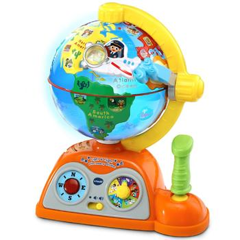 VTech Cunoaste Globul - Light and Flight Discovery Globe
