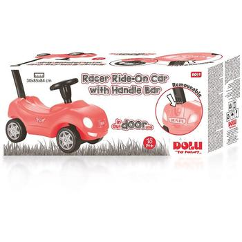 DOLU Masinuta cu maner - Racer ride-on car