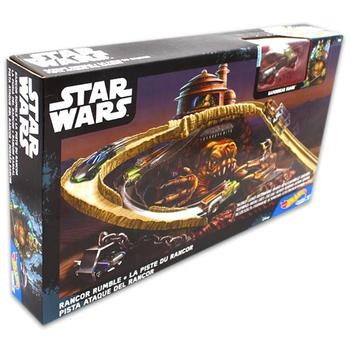 Mattel Hot Wheels - Star Wars Rancor Rumble