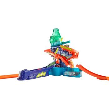 Mattel Hot Wheels -  Color Shifters Splash Science Lab