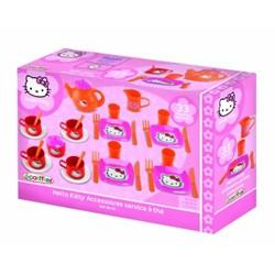 Ecoiffier Set Mic Dejun si Set Ceai Hello Kitty