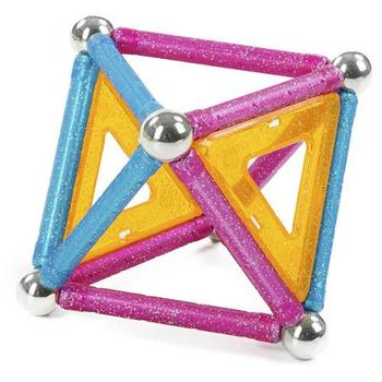 Geomag Set Constructie Magnetic Glitter 22