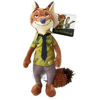 Disney Mascota din Plus Nick Wild 17.5 cm
