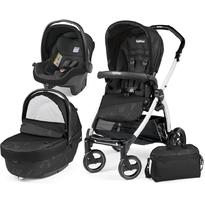 Peg Perego Carucior 3 in 1 Book Plus 51 S Black Sportivo Geo