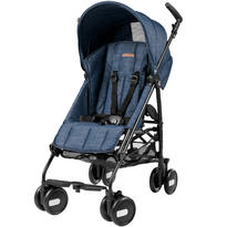 Peg Perego Carucior Pliko Mini, Urban Denim