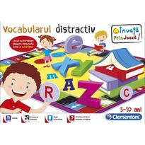 Joc educativ - Vocabular distractiv