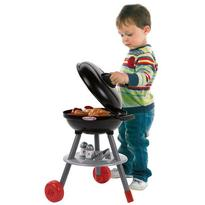 Ecoiffier Set Barbecue Negru