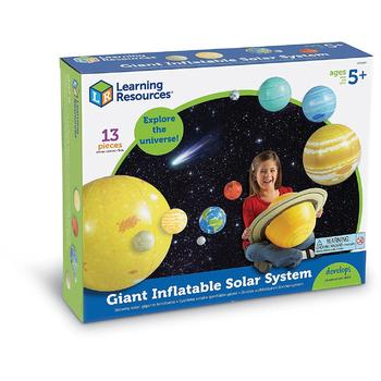 Learning Resources Set Sistemul Solar gonflabil