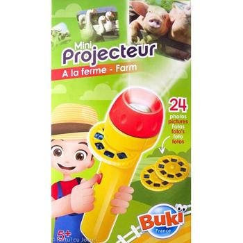 Buki France Mini proiector Ferma