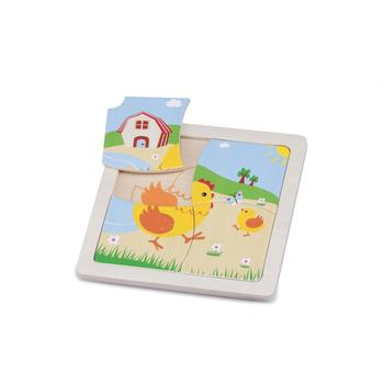 New Classic Toys Mini puzzle Gaina
