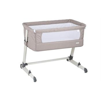 BabyGO Patut cosleeper 2in1 together bej cos