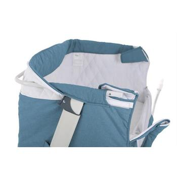 BabyGO Patut co-sleeper 2 in 1 Together Turquoise Blue