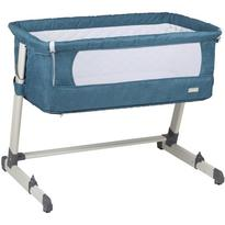 Patut co-sleeper 2 in 1 Together Turquoise Blue