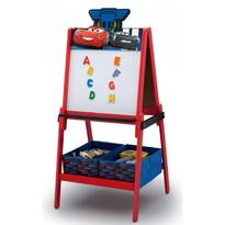 Delta Children Tabla magnetica multifunctionala Lightning McQueen