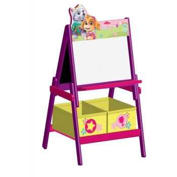 Delta Children Tabla magnetica multifunctionala Paw Patrol Girl