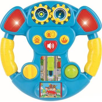 Baby Mix Jucarie interactiva City Rider blue