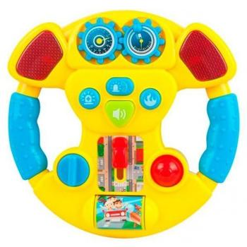 Baby Mix Jucarie interactiva City Rider yellow