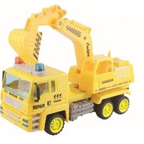 Baby Mix Camion cu excavator rotativ Super Power