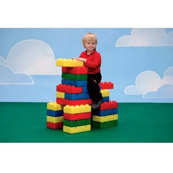 Active Play Set 40 caramizi uriase - Italveneta
