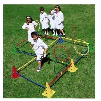 Active Play Set motricitate Multisaltarello Mic