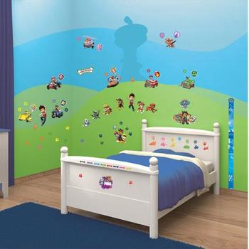 Walltastic Kit Decor Paw Patrol