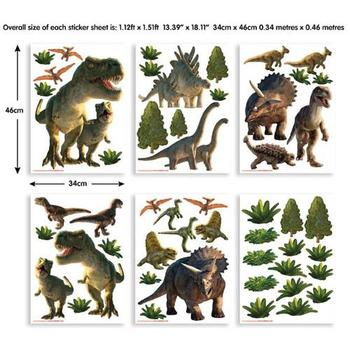 Walltastic Kit Decor Sticker Lumea Dinozaurilor