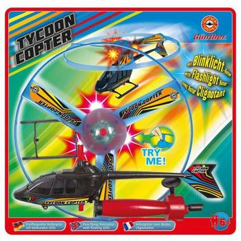 Gunther Elicopter Tycoon