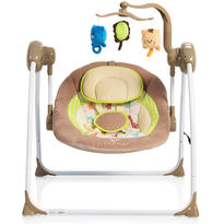 Moni Leagan Electric Baby Swing+ Cappucino