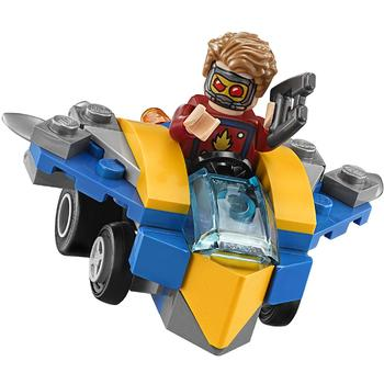 LEGO ® Mighty Micros: Star-Lord contra Nebula