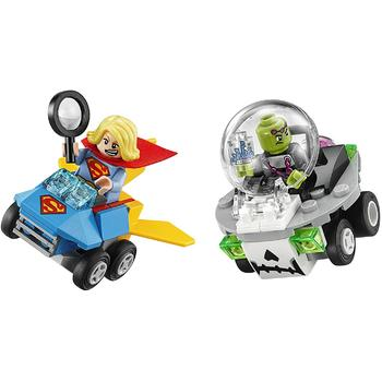 LEGO ® Mighty Micros: Supergirl contra Brainiac