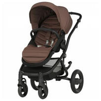 Britax-Romer Carucior Affinity II Black - Wood Brown