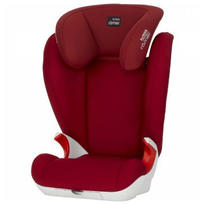 Scaun auto Kid II Flame red