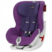 Scaun auto King II LS Mineral purple