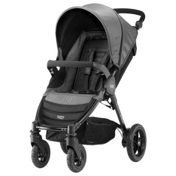 Britax-Romer Carucior B-motion 4 Black Denim