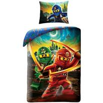 Lenjerie de pat LEGO Ninjago Movie