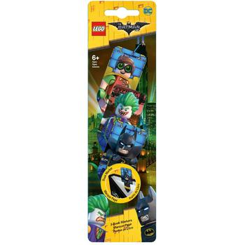 IQ Hong Kong Set 3 semne de carte LEGO Batman Movie - varianta 2