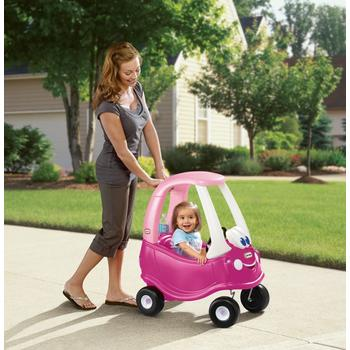 Little Tikes Masinuta Roz Cozy Coupe