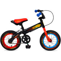 Bicicleta copii Balance 2 In 1 on Fire