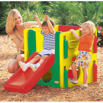 Little Tikes Spatiu De Joaca Natural Junior