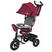 Kinderkraft Tricicleta 6 in 1 cu scaun rotativ Swift Purple