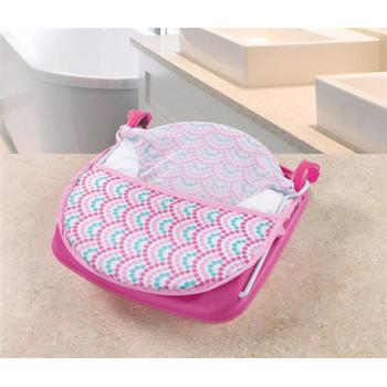 Summer Infant Suport pentru baita Deluxe Pink Stripes