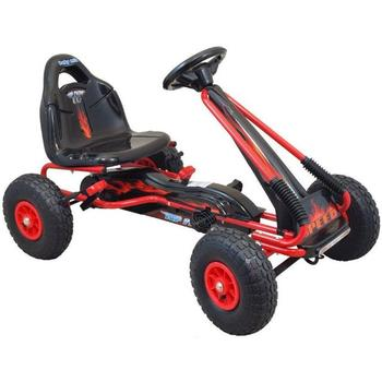 Baby Mix Kart cu pedale Speed Fever Red
