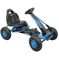 Kart cu pedale Speed Fever Blue