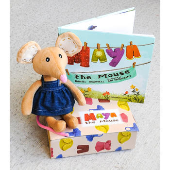 Stories Out Of The Box Maya the Mouse