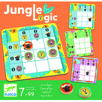 Djeco Joc Jungle logic