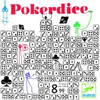 Djeco Joc de societate Pokerdice